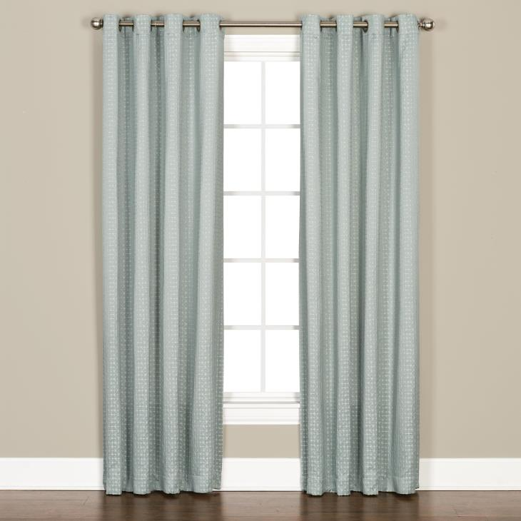 "Picture of Sacai 95"" Window Panel in Aqua"