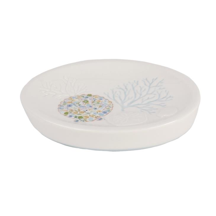 Picture of Seaside Blossoms Soap Dish