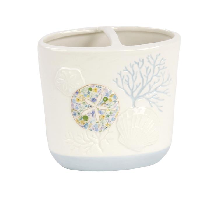 Picture of Seaside Blossoms Toothbrush Holder