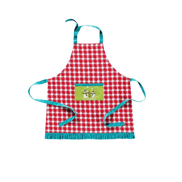 "Picture of Fun In The Snow 33"" Apron"