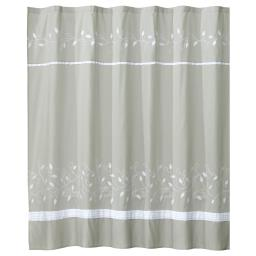 Image of Kent Fabric Shower Curtain