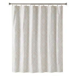 Image of Di Di Fabric Shower Curtain