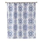 Image of Kali Fabric Shower Curtain