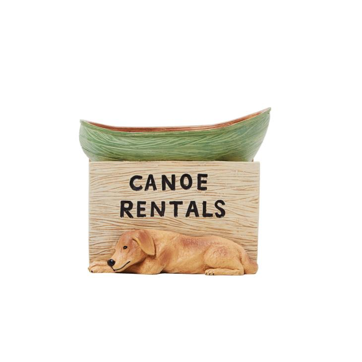 Picture of Adirondack Dogs Toothbrush Holder