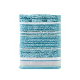 Image of Seabrook Stripe Bath Towel