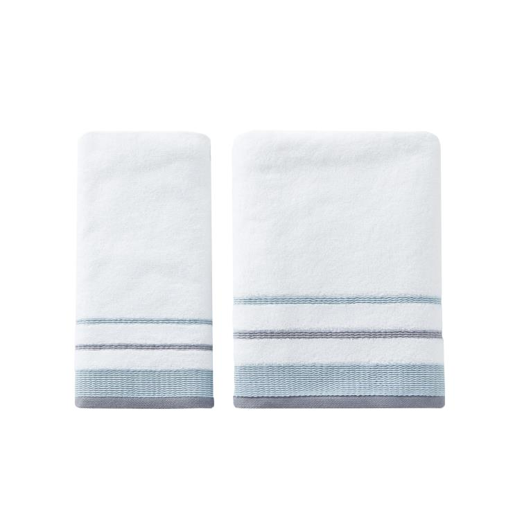 Picture of Go Round 2-Piece Hand Towel Set