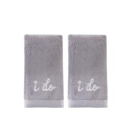 Image of I Do 2-Piece Hand Towel Set
