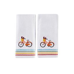 Image of Paradise Beach 2-Piece Hand Towel Set