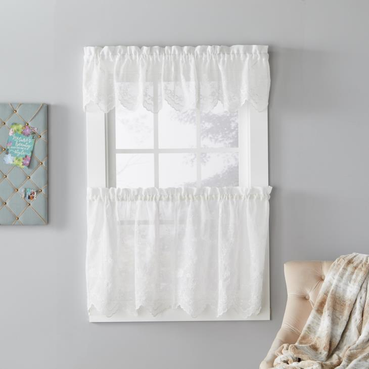 "Picture of Jolie 13"" Window Valance"