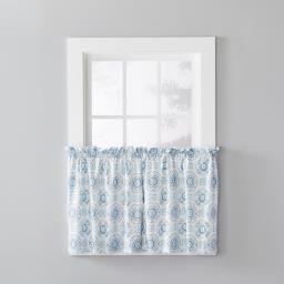 "Image of Kali 36"" Window Tier Pair in Blue"