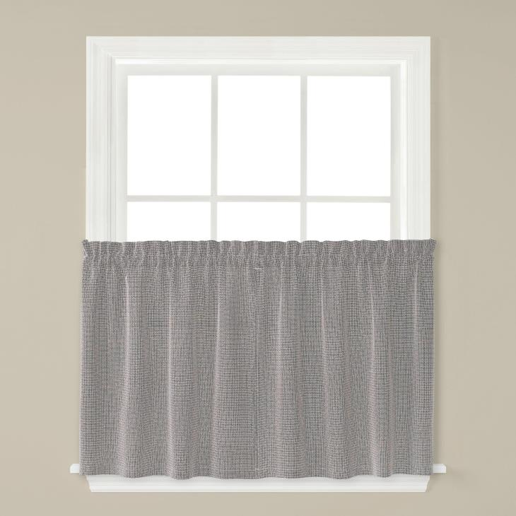 "Picture of Nelson 24"" Window Tier Pair in Silver"