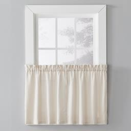"Image of Nelson 24"" Window Tier Pair in Linen"