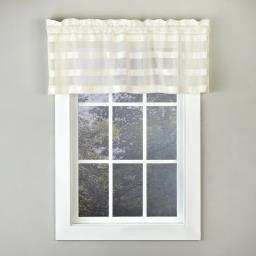 "Image of Parkland 16"" Window Valance in Natural"