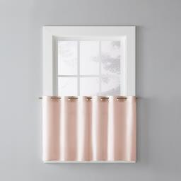 "Image of Trio 24"" Window Tier Pair in Blush"
