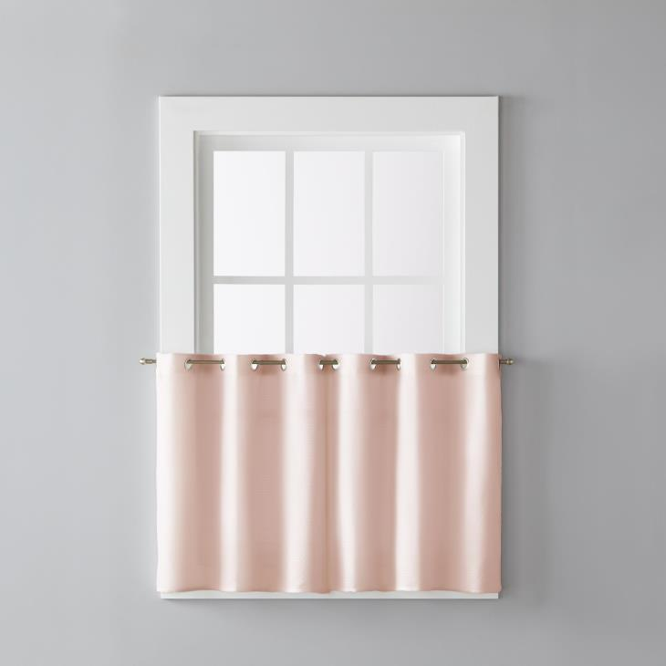 "Picture of Trio 36"" Window Tier Pair in Blush"