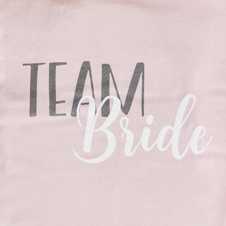 Picture of Team Bride Cosmetic Bag/Tote Set