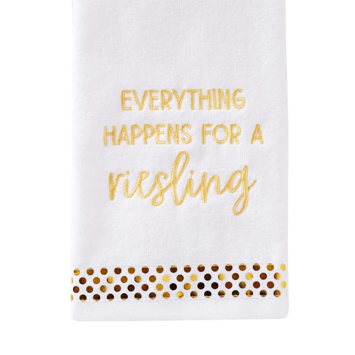 Picture of Everything Happens 2-Piece Hand Towel Set
