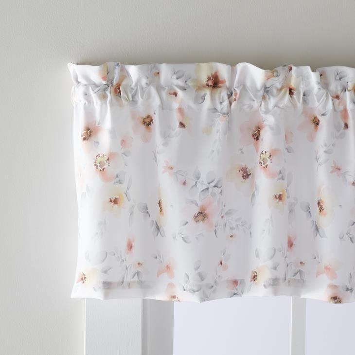 Picture of Blushing Blooms Valance