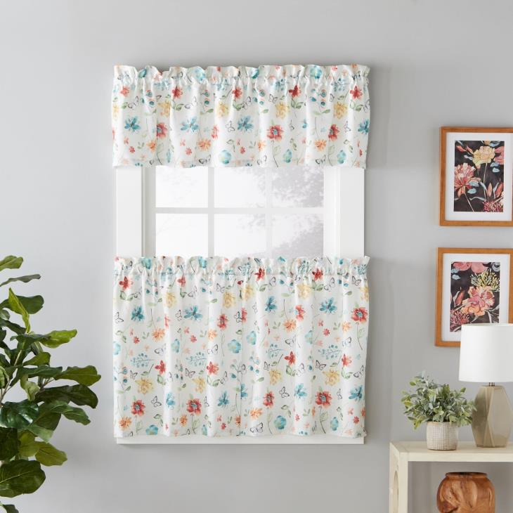 Picture of Floral Dance Valance