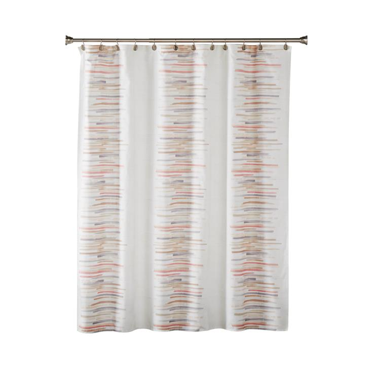 Picture of Mori Fabric Shower Curtain