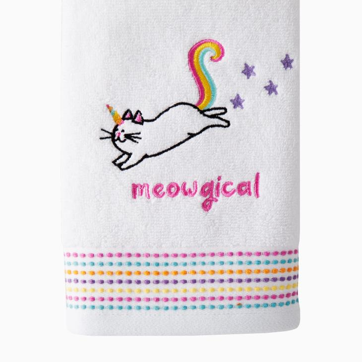 Picture of Meowgic 2-Piece Hand Towel Set