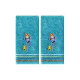 Image of Monsters 2-Piece Hand Towel Set