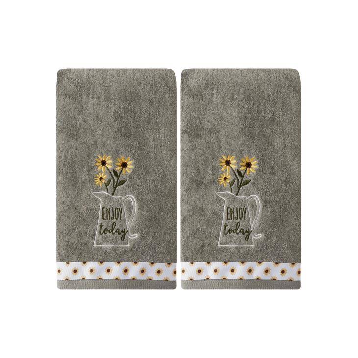 Picture of Enjoy Today 2-Piece Hand Towel Set