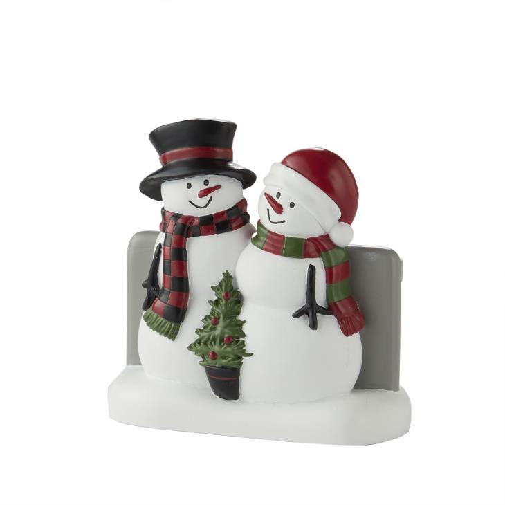 Picture of Woodland Winter Toothbrush Holder