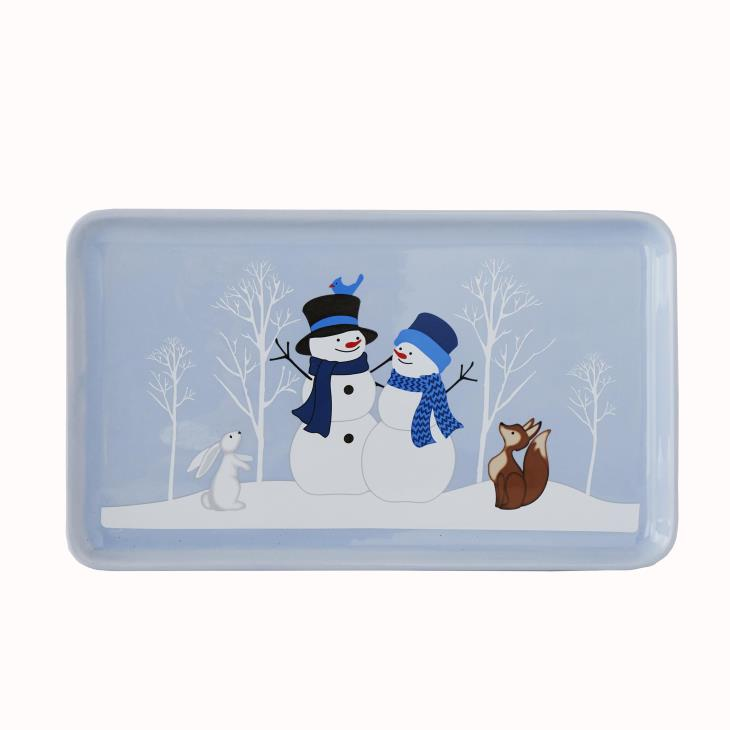Picture of Winter Friends Vanity Tray