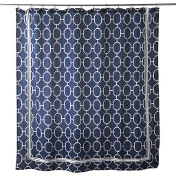 Image of Lithgow Fabric Shower Curtain