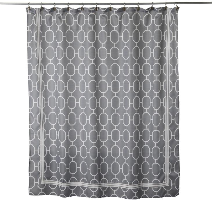 Picture of Lithgow Fabric Shower Curtain