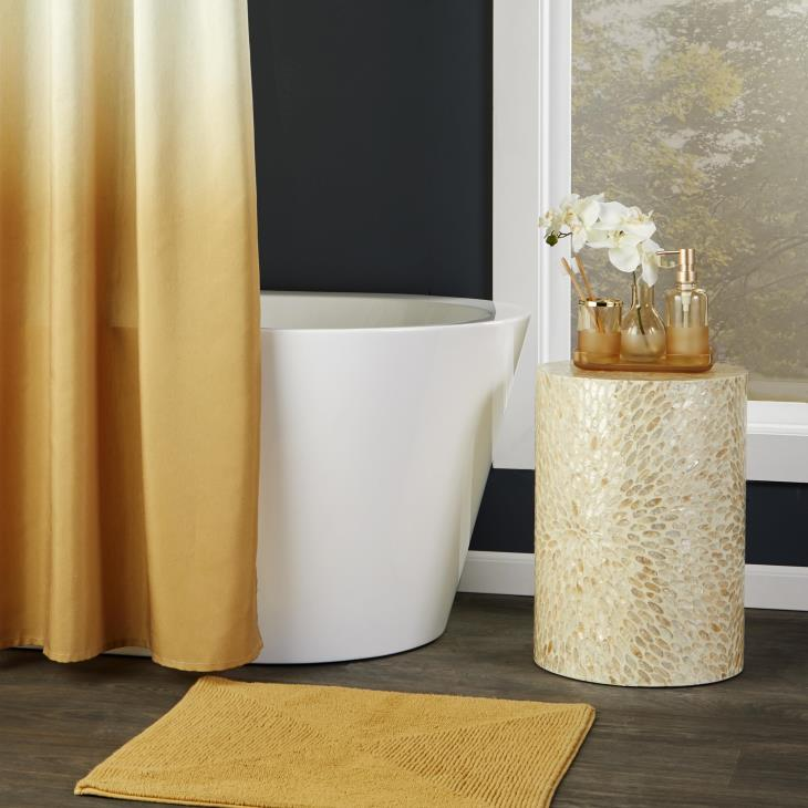Picture of Ombre Rug in Gold