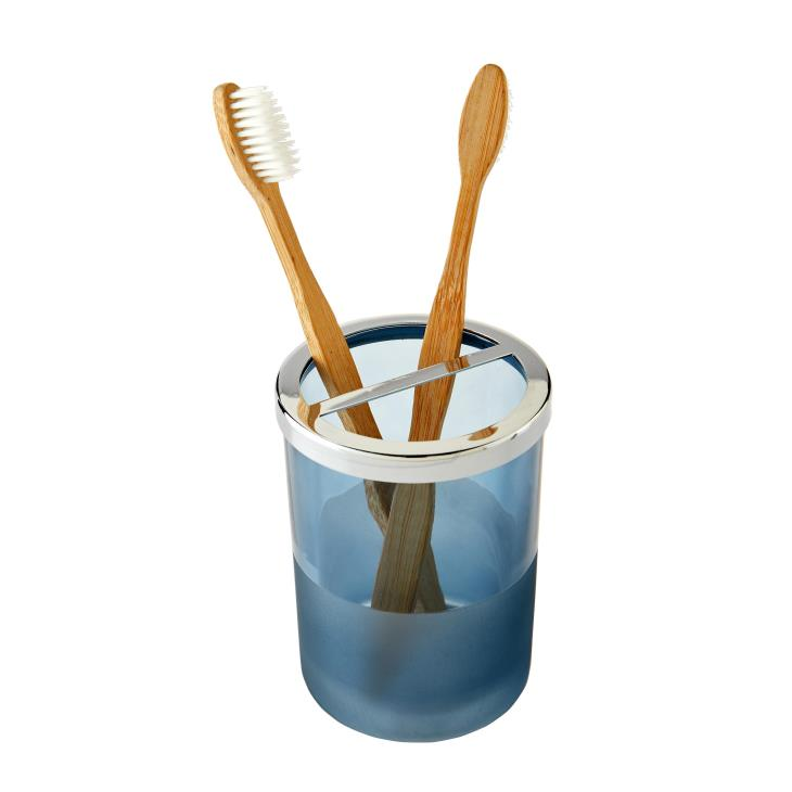 Picture of Ombre Toothbrush Holder in Teal