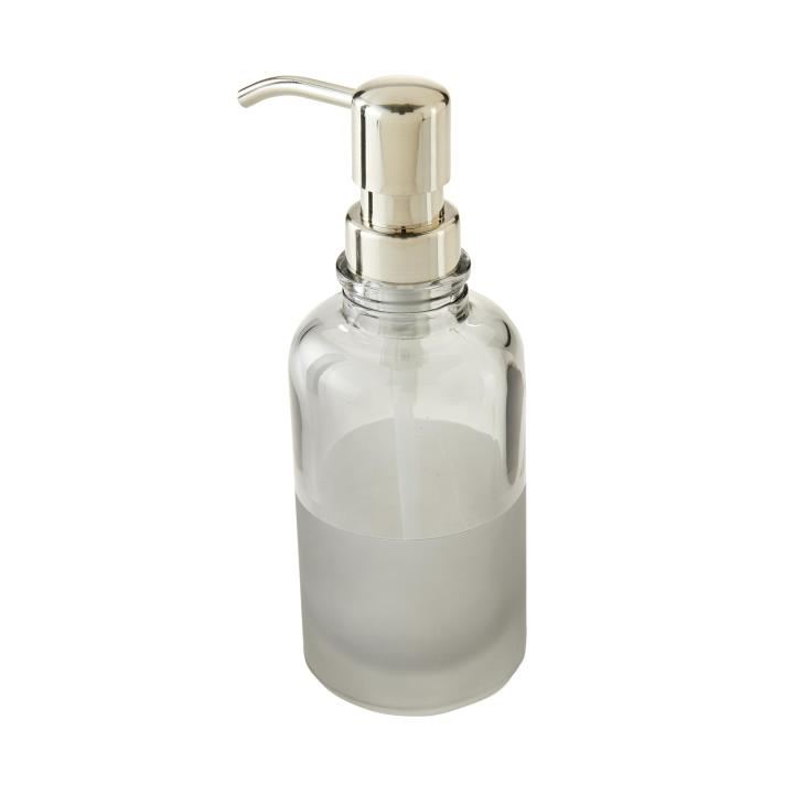 Picture of Ombre Lotion/Soap Dispenser in Charcoal