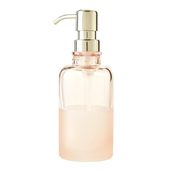 Picture of Ombre Lotion/Soap Dispenser in Blush