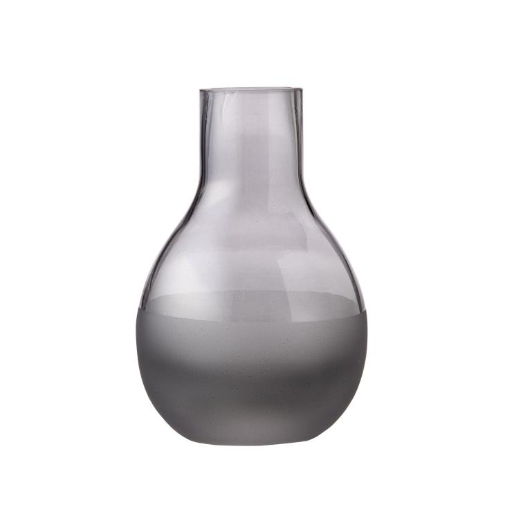 Picture of Ombre Small Vase in Charcoal