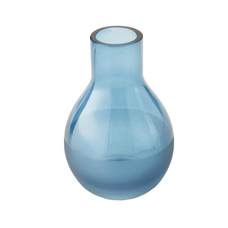 Picture of Ombre Small Vase in Teal