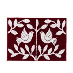 Image of Christmas Carol Bath Rug