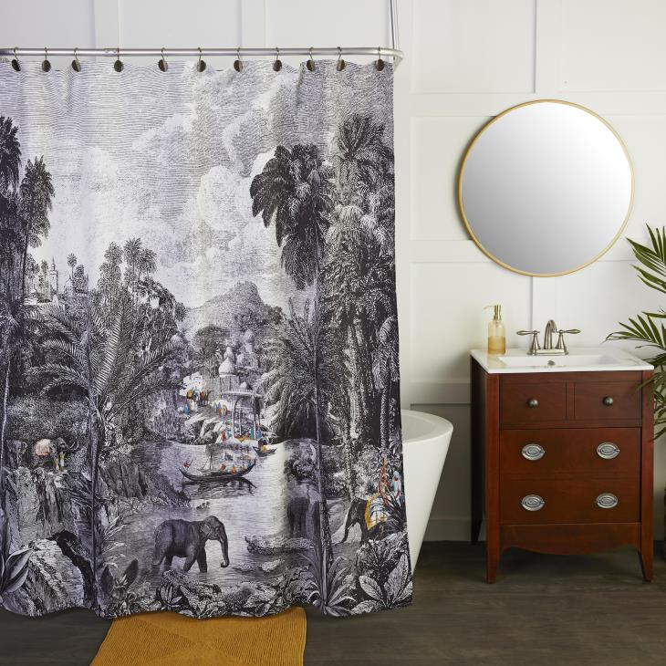 Picture of Shangri La Shower Curtain