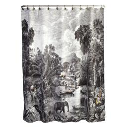 Image of Shangri La Shower Curtain
