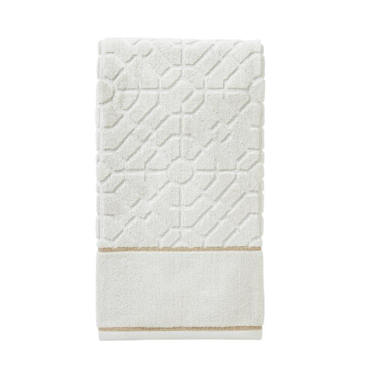Picture of Bamboo Lattice Bath Towel