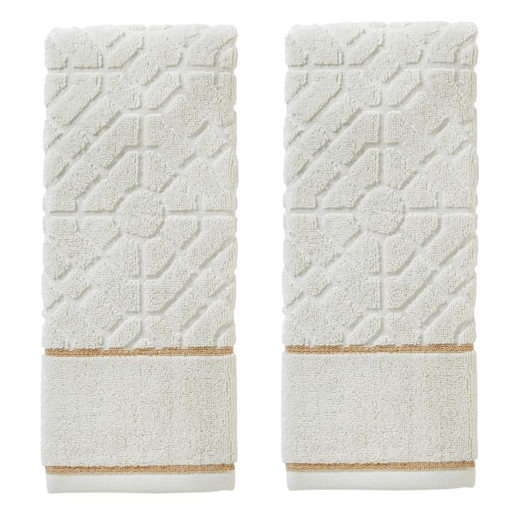 Picture of Bamboo Lattice Hand Towel