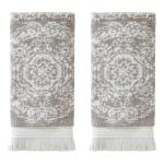 Image of Carrick Medallion Hand Towel