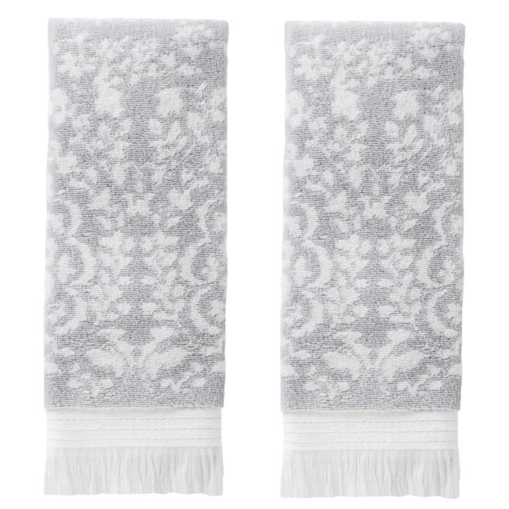 Picture of Carrick Medallion Hand Towel