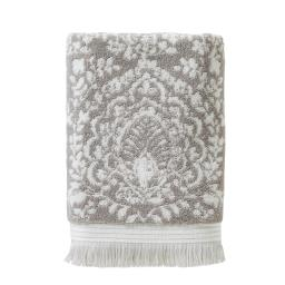 Image of Carrick Medallion Bath Towel