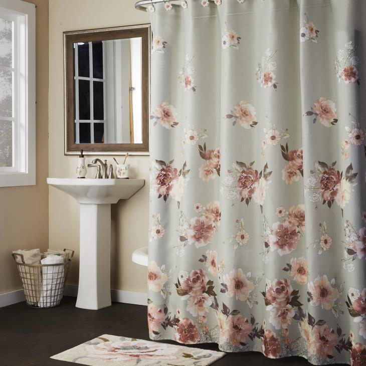 Picture of Holland Floral 2-Piece Hand Towel Set