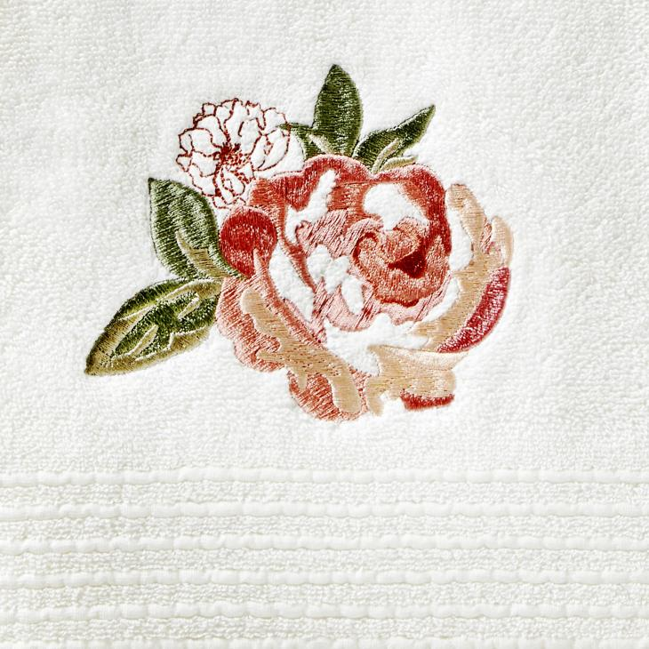 Picture of Holland Floral Bath Towel
