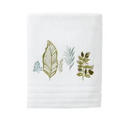 Image of Sprouted Palm Bath Towel