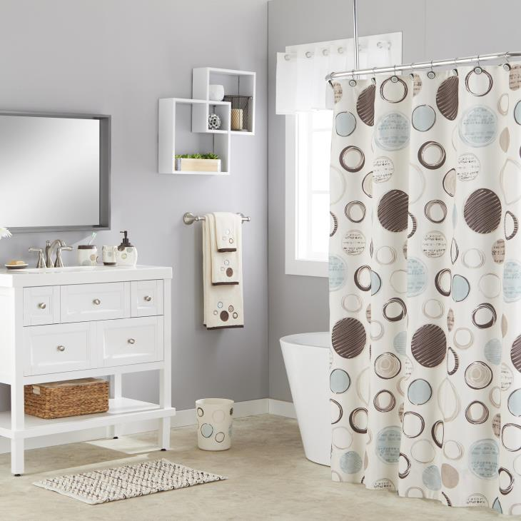 Picture of Otto Shower Curtain