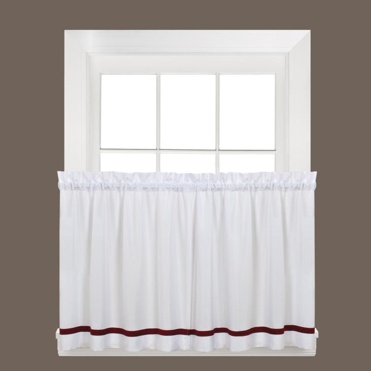 "Picture of Kate 24"" Window Tier Pair in Berry"